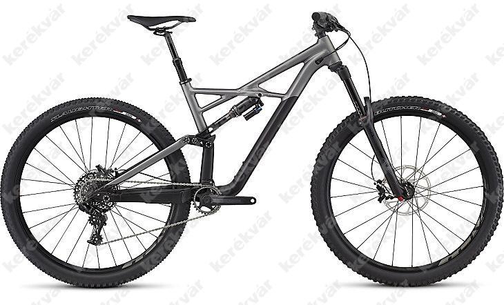 "Specialized Enduro FSR Comp MTB 27,5"" bicycle Black/Gray 2017"