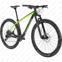 Sonora RX kerékpár fekete/zöld 2020  Kép