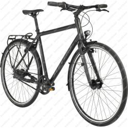 City Flight Luxe bicycle black 2020  Image