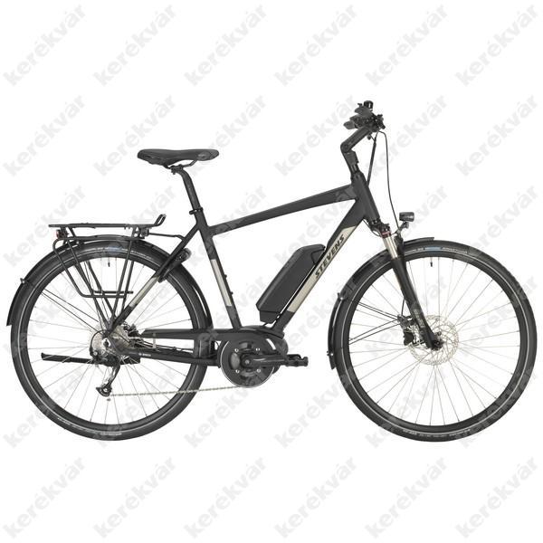 Stevens E-Molveno bicycle men black 2021
