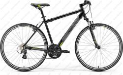 Crossway 15V Cross Trekking bicycle black 2019  Image