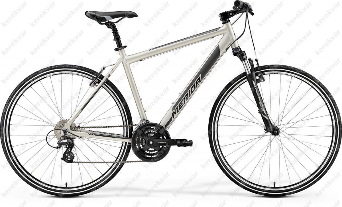 Merida Crossway 15V Cross Trekking kerékpár titán 2019
