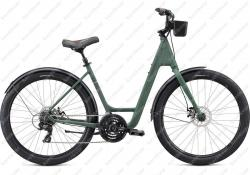 Roll Sport EQ Low Entry bicycle green 2020   Image