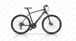 Travel Cross men bicycle matt grey 2020  Image