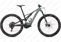 "Turbo Levo Expert carbon MTB 29"" bicycle green/carbon 2020   Image"