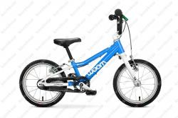 2 gyermek bicycle blue 2020   Image