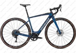 Turbo Creo SL Comp Evo bicycle gray/blue 2020   Image