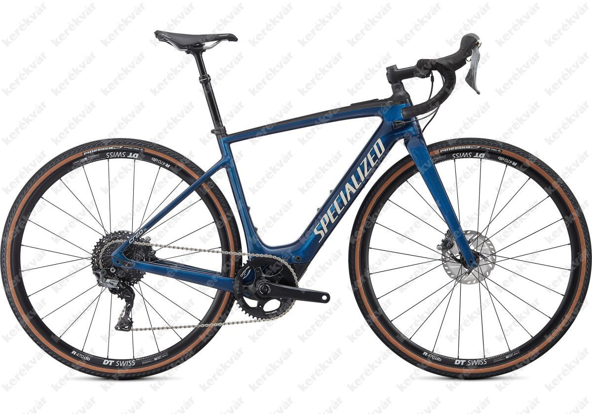 Specialized Turbo Creo SL Comp Evo kerékpár szürke/kék 2020