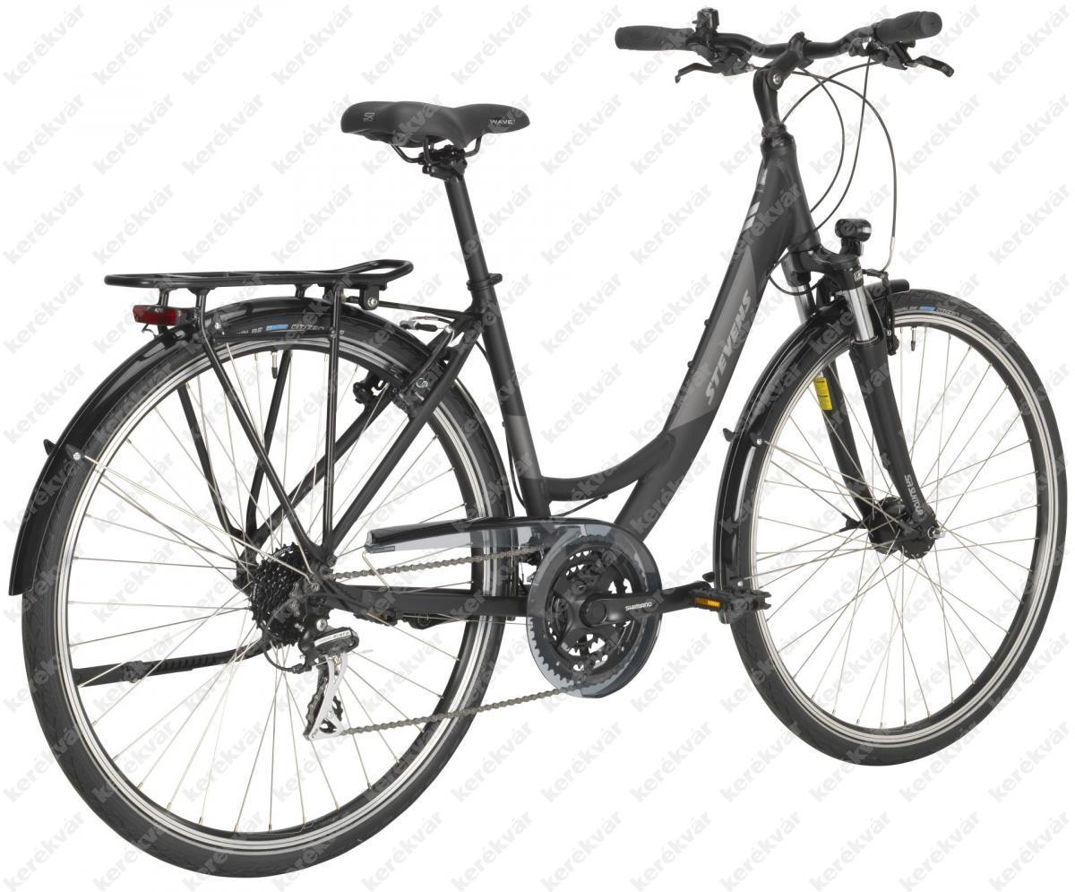 Stevens Albis Forma bicycle woman's black 2021