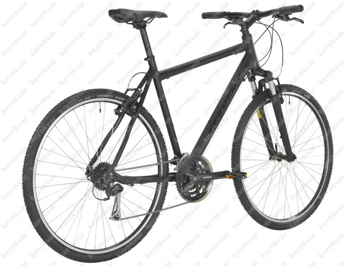 Stevens 3X bicycle men black 2021