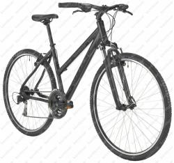 3X bicycle woman's black 2021   Image