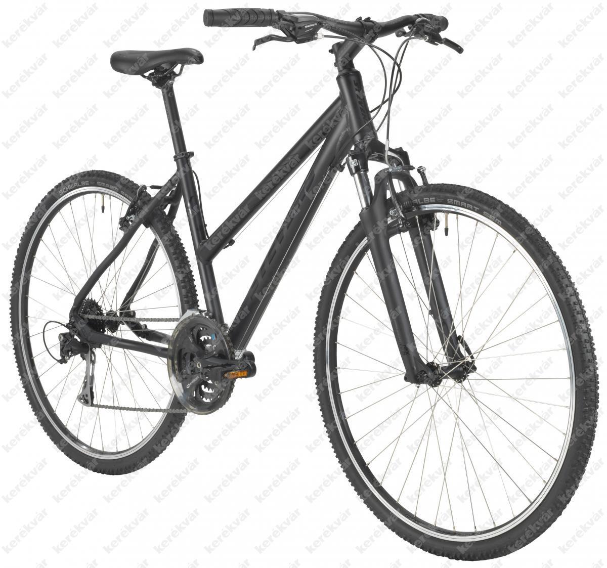 Stevens 3X bicycle woman's black 2021