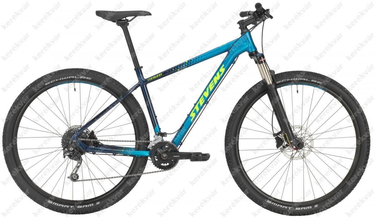 Stevens Taniwha bicycle black/green 2021