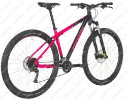 Tonga bicycle black/pink 2021   Image