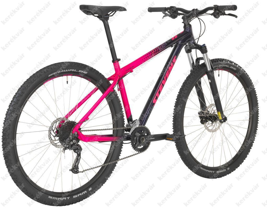 Stevens Tonga bicycle black/green 2021