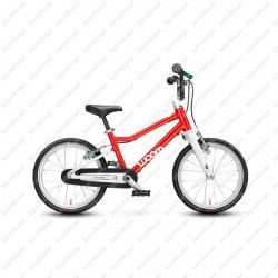 3 gyermek bicycle red 2021   Image