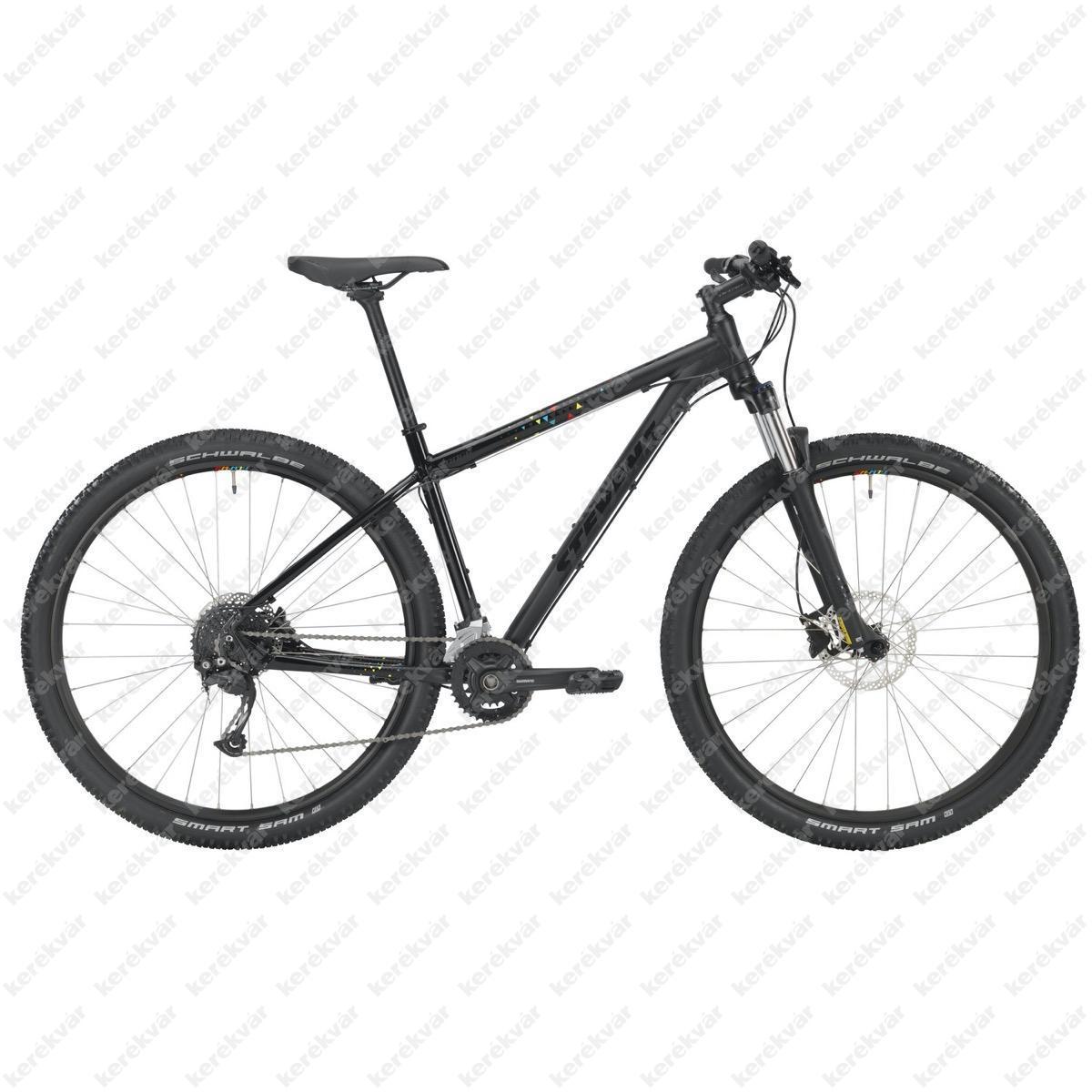 Stevens Tonga bicycle black 2021