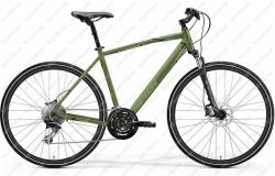 Crossway 20 Cross Trekking bicycle green 2021   Image