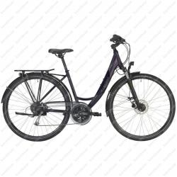 Jazz bicycle woman's mat purple 2021   Image