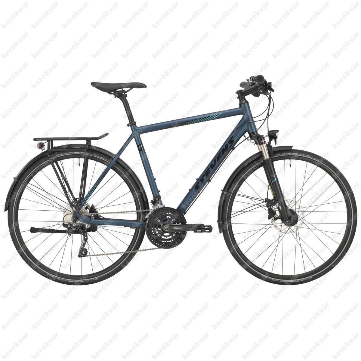 Stevens 6X bicycle men blue 2021