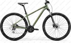 "Big-nine 20 MTB 29"" bicycle matt green 2021 Image"