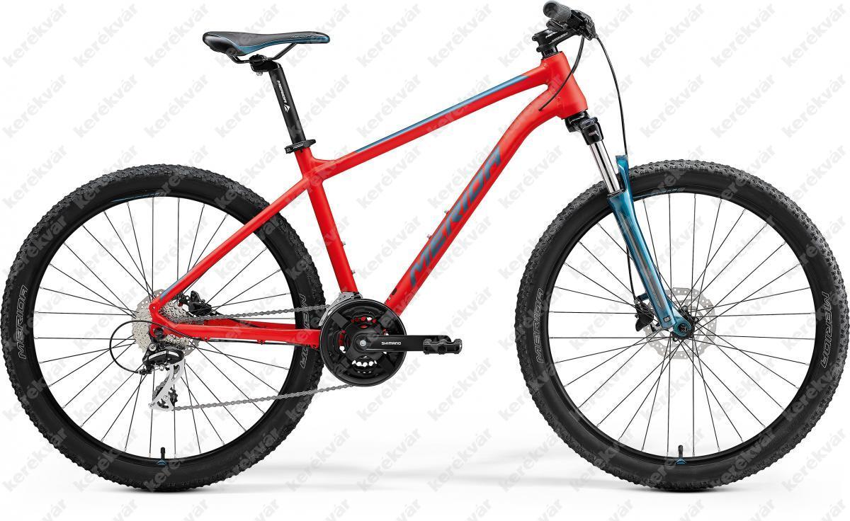 "Merida Big-seven 20 MTB 27,5"" bicycle red 2021"