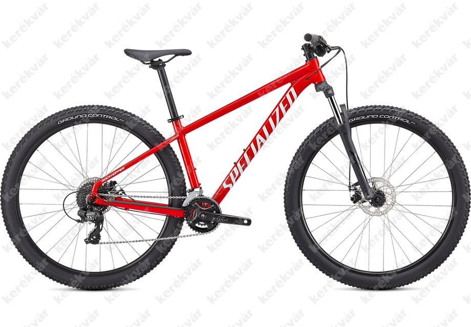 """Specialized Rockhopper MTB 27,5"""" bicycle red 2022"""
