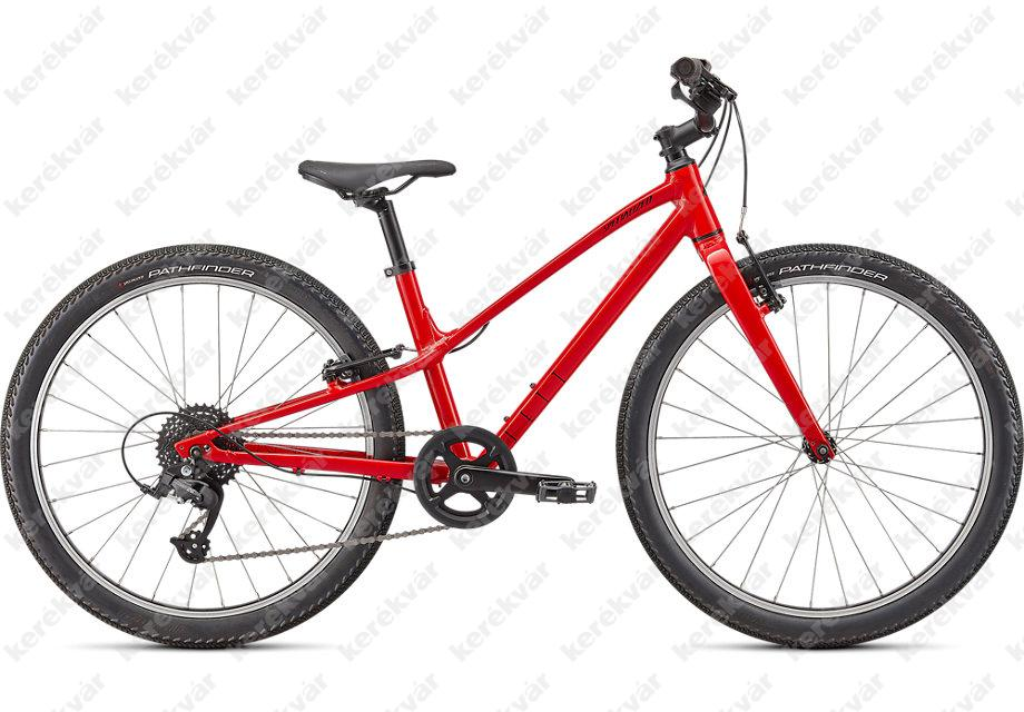 """Specialized Jett 24"""" bicycle red 2022"""
