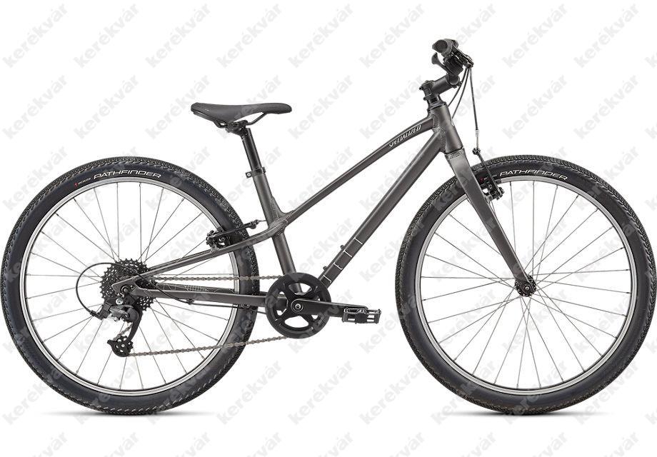 "Specialized Jett 24"" bicycle black 2022"