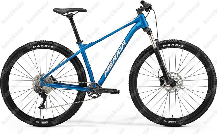 "Merida Big-nine 200 MTB 29"" bicycle blue 2021"